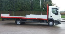 (980) DAF 45 160 SCAFFOLD PK11 KAO