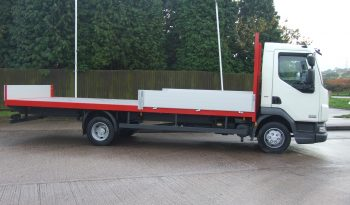 (980) DAF 45 160 SCAFFOLD PK11 KAO full