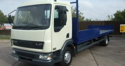 (926) DAF 45.150 SCAFFOLD HX06 JPF