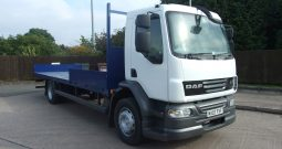 (891) DAF 55.220 SCAFFOLD MX07 FXF