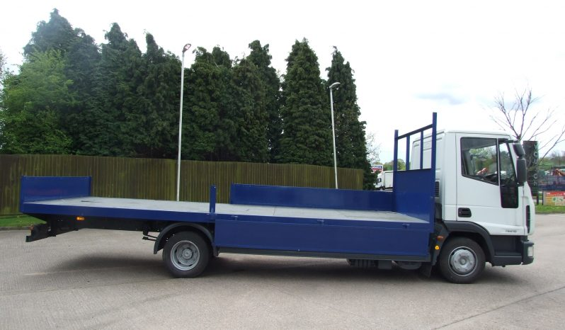 (166) IVECO 75 E16 SCAFFOLD YJ60 CVE full