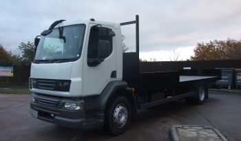 (863) DAF 55 220 SCAFFOLD MX58LFE full