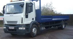 (794) IVECO 18 E25 SCAFFOLD SF08MYN