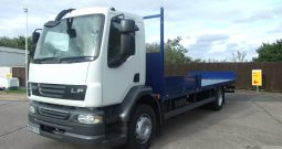 (857) DAF 55 220 SCAFFOLD MX08CYS