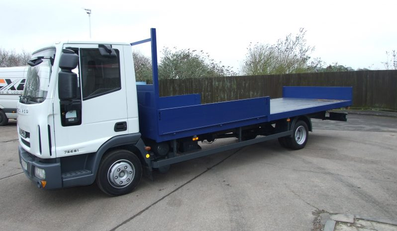 (554) IVECO 75 E16 SCAFFOLD PX09AYF full