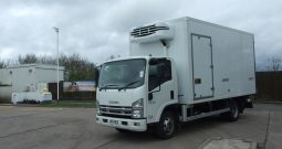 ISUZU N75.190 FRIDGE BOX VAN LK11HCV