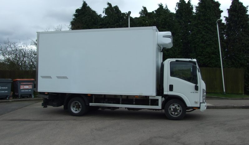 ISUZU N75.190 FRIDGE BOX VAN LK11HCV full