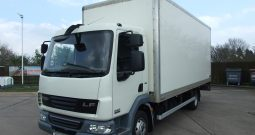 (2159) DAF 45 160 BOX DX13AYC