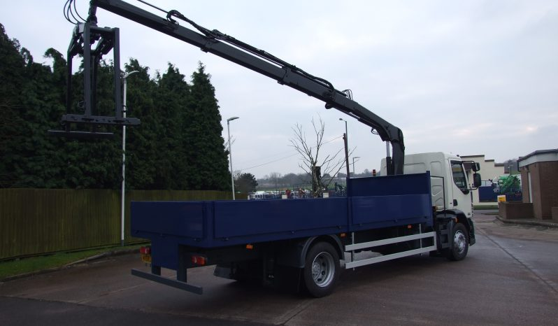 (998) DAF 55 220 CRANE MX58LEU full