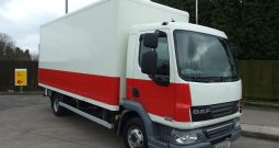 (2150) DAF 45 140 BOX DS11HJC