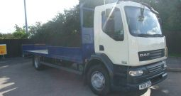 (936) DAF 55.220 23 TON SCAFFOLD MX08CXW