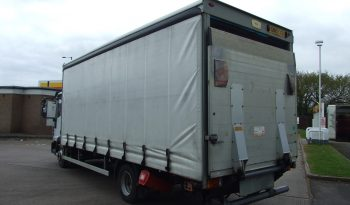 38,000kms!!! IVECO 75 E 16 CURTAIN SIDE  GN10CXD full