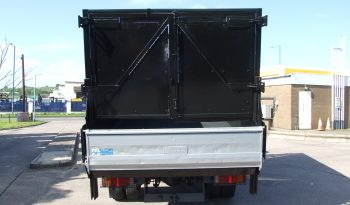 EXAMPLE OF A CAGED TIPPER full