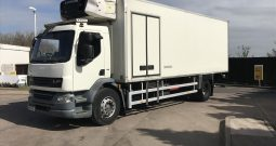 (2012) DAF 55 220 FRIDGE BOX HY09KAE