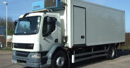 DAF 55 220 FRIDGE BOX VAN PJ09LFS