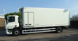 DAF 65 220 2011 FRIDGE BOX VAN