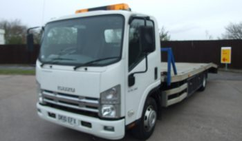 (6888) ISUZU CAR TRANSPORTER full