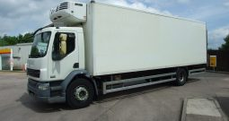 DAF 2010 FRIDGE BOX WITH TAIL LIFT