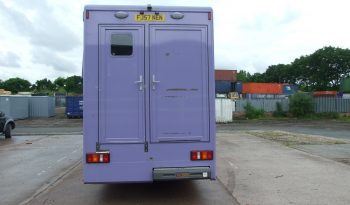 (2244) IVECO 75 E16 OFFICE BOX CONVERSION full