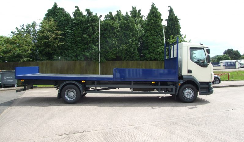 DAF 55 180 14 TON SCAFFOLD full
