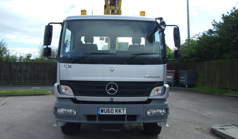 MERCEDES TOWER WAGON 2011 full