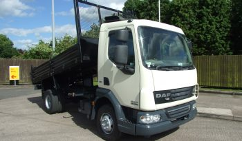 2012 EX COUNCIL DAF 45 TIPPER 76138KMS full