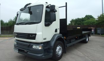 DAF 55 220 SCAFFOLD 2008 full