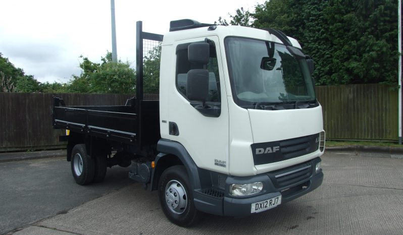 2012 EX COUNCIL TIPPER DX12AKO full