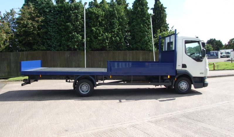 DAF 45 160 2011 SCAFFOLD full