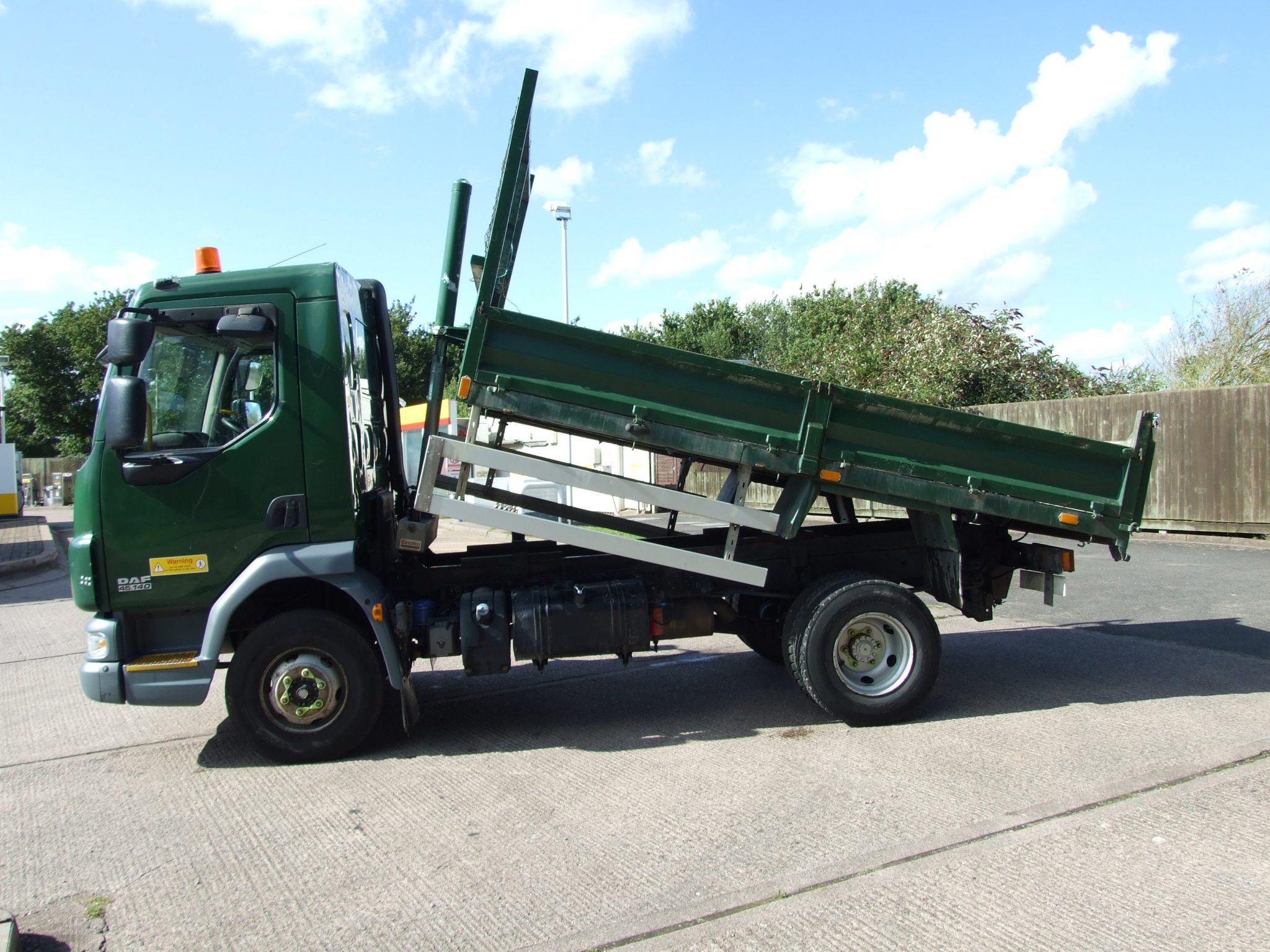 DAF TIPPER ONLY 179622KMS - Cromwell Trucks