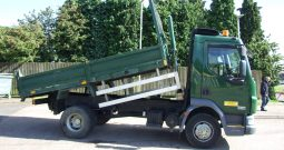 DAF TIPPER ONLY 179622KMS