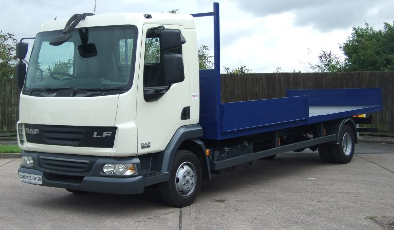 CHOICE OF 20 2007 DAF 45 160 full