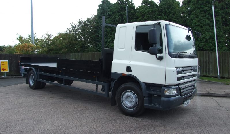 MX10 AUP DAF 55 220 SCAFFOLD full