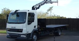 2012 62 REG WITH PM 6  CRANE