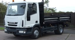 61000 KMS ONLY 2009 59 REG TIPPER