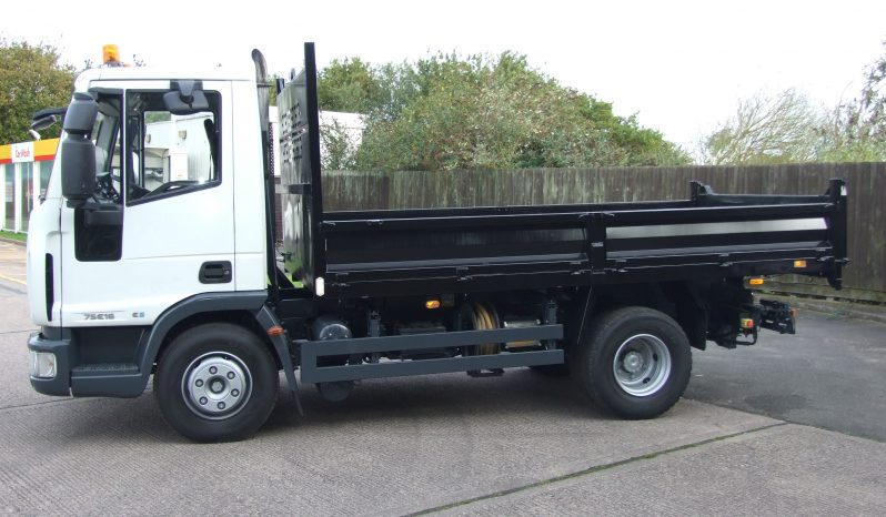 61000 KMS ONLY 2009 59 REG TIPPER full