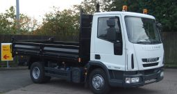 60907 KMS ONLY 2009 59 REG TIPPER