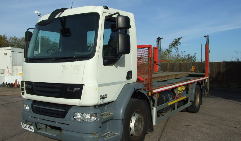DAF 55 220 61 REG EX BOTTLE CARRIER full