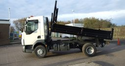 2011 61 REG TIPPER EX COUNCIL