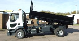 85,000 KMS ONLY RENAULT 16 TONNE TIPPERS