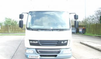 110941 KMS BOX VAN 18FT WITH TAIL LIFT full