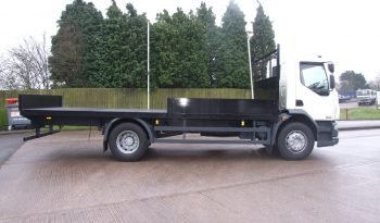 CHOICE OF 8 DAF 55 220 2011 SCAFFOLD full