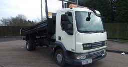 10 TONNE TIPPER EX COUNCIL 114877 KMS