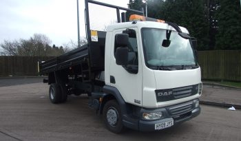 10 TONNE TIPPER EX COUNCIL 114877 KMS full