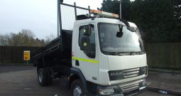86 062 KMS ONLY EX COUNCIL TIPPER