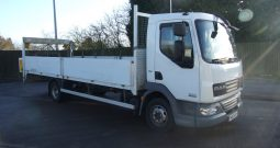 2010 DROPSIDE 22FT WITH TAIL LIFT