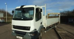 DAF 45 160 22.3FT DROPSIDE