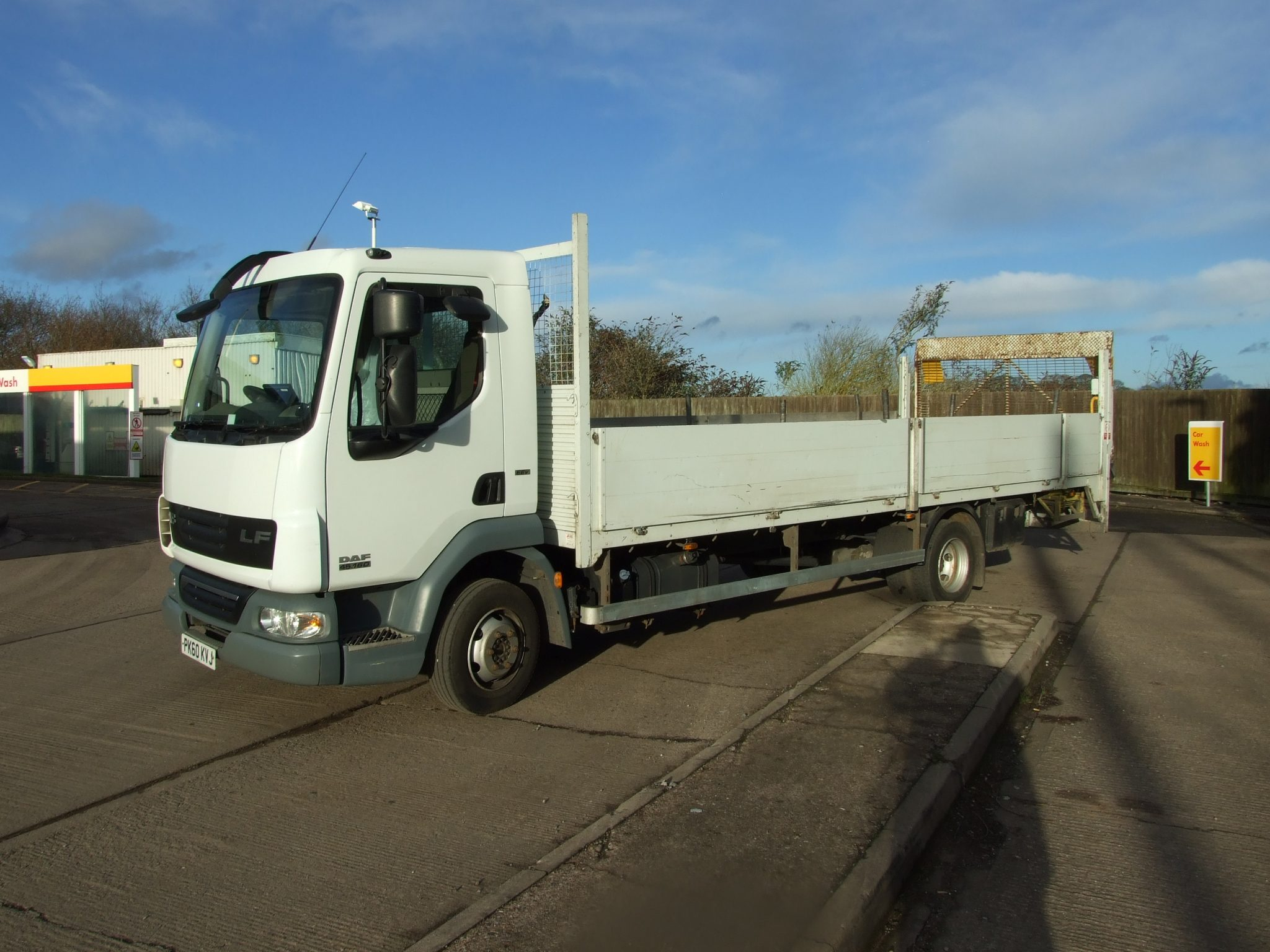 Mercedes Benz Of West Chester >> DAF 45 160 22.3FT DROPSIDE - Cromwell Trucks