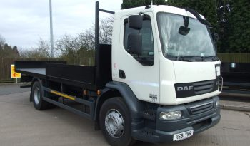 DAF 55 220 SCAFFOLD 2011 61 REG full