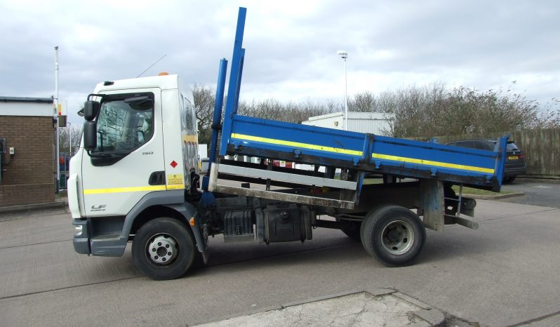 2015 65 REG DAF 45 150 TIPPER full